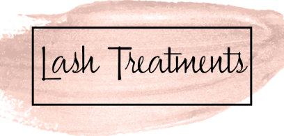 Lash Treatments
